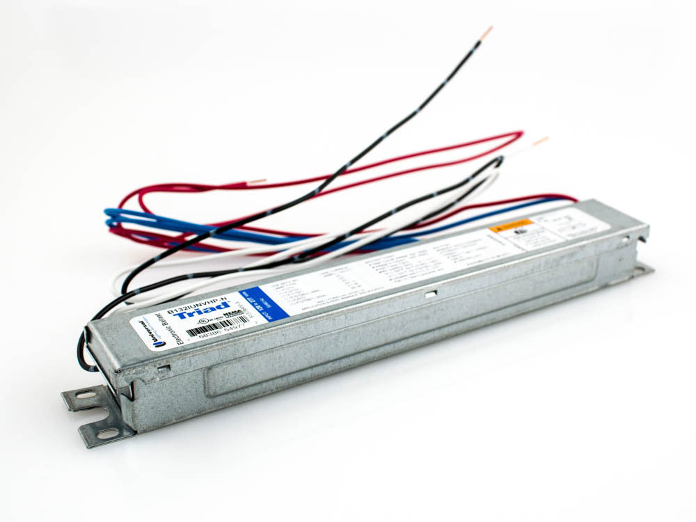 Electronic Instant Start Ballast 120V to 277V for (1) F32T8
