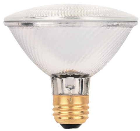 60 Watt PAR30 Short Neck Eco-PAR Plus Halogen Flood Light Bulb 60PAR30/H/FL/ECO/PLUS