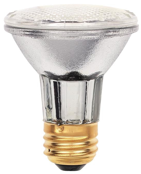 38 Watt PAR20 Eco-PAR Halogen Flood Light Bulb 38PAR20/H/FL/ECO 2PK