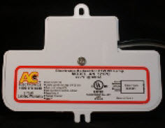 AC Ballast AN-728PC - 1 lamp - 28w 2D fluorescent lamp - 277V