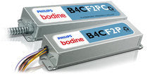 Bodine B4CF2PC Emergency Ballast 925 Lumens - Flex Conduit