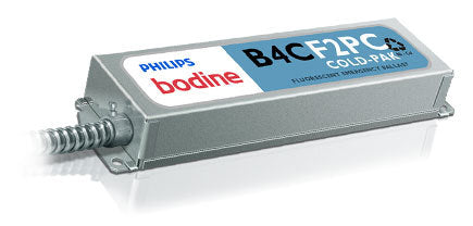 Bodine B4CF2PC Cold-Pak Emergency Ballast 925 Lumens - Conduit