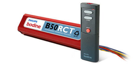 Bodine B50RCT Emergency Ballast 1400 Lumens - Damp Location