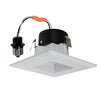 "3.5"" LED White Square Baffle"