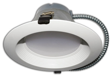 17W/27W LED Downlight 3500K & 5000K White Baffle