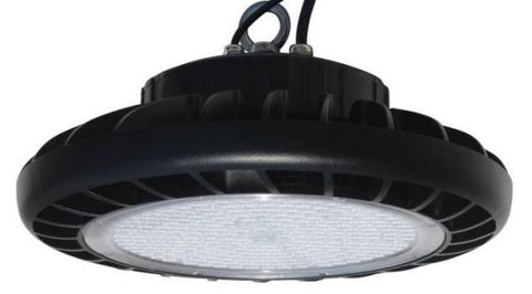 LED Round Wet Location Highbay - 220W - 5000k - 120/277v - DLC