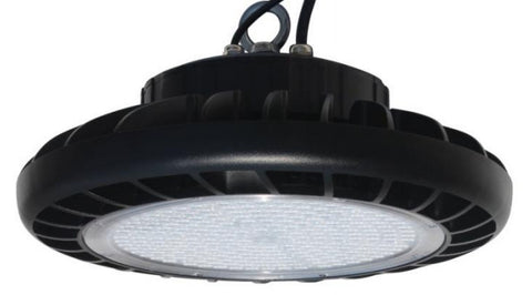 LED Round Wet Location Highbay - 100W - 5000k - 120/277v - DLC