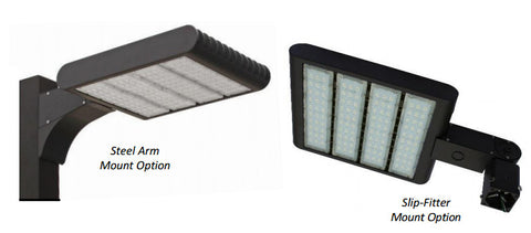 Multi-Purpose 220W & 300W 4000k & 5000k LED Area Light