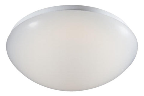 LED Round Ceiling Luminaire - 15W/11in or 25W/14in - 2700K or 4000K