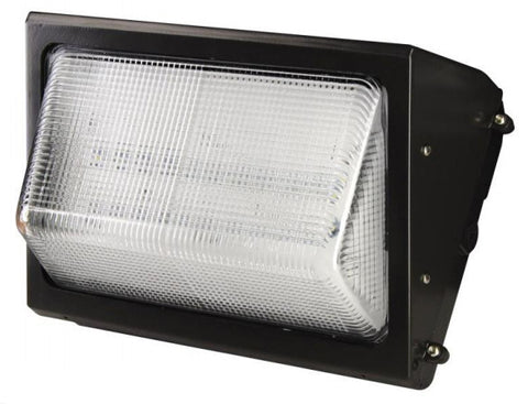LED 60 & 80 Watt 120-277 Volt 4000K & 5000K Wall Pack