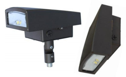 LED Area Light - 12w or 30w - 120/277v - 4000k or 5000k