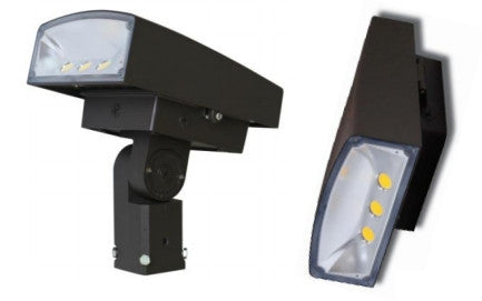 LED Area Light - 50w or 80w - 120/277v - 4000k or 5000k
