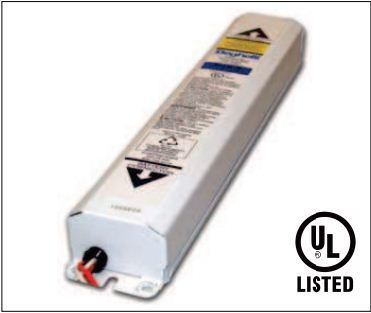 Beghelli LUCE-9S Emergency Ballast 1300 Lumens - CFL and T5