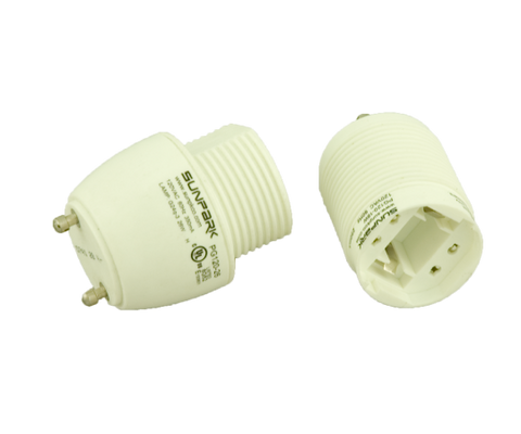 Sunpark Ballast PG120-18W - 1 lamp - 18w CFL - GU24 twist lock base - 120v - DISCONTINUED - WHILE SUPPLIES LAST