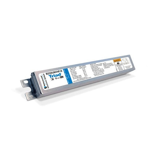 B332IHRVHB-E010C - F32T8 Electronic Ballast - Instant Start - Normal BF - 3 Lamp