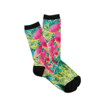 Tropical Forest Socks