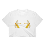 More Bananas Crop Top