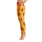 Papaya Party Leggings