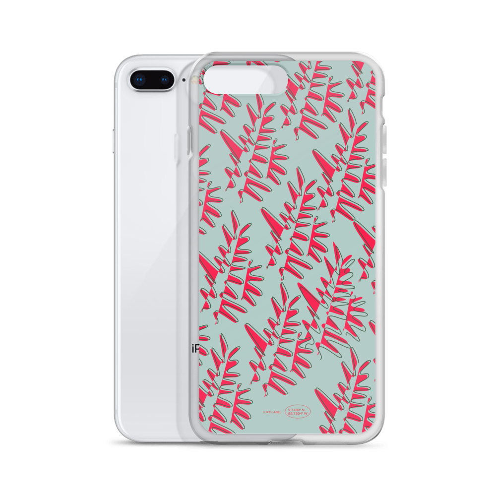 Palma Pink Iphone Case
