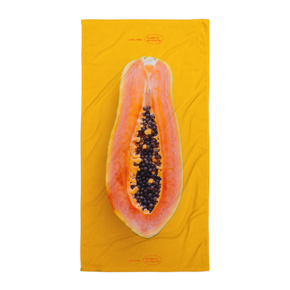 Papaya Towel