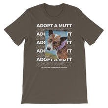 Personalized Adopt a Mutt T-Shirt