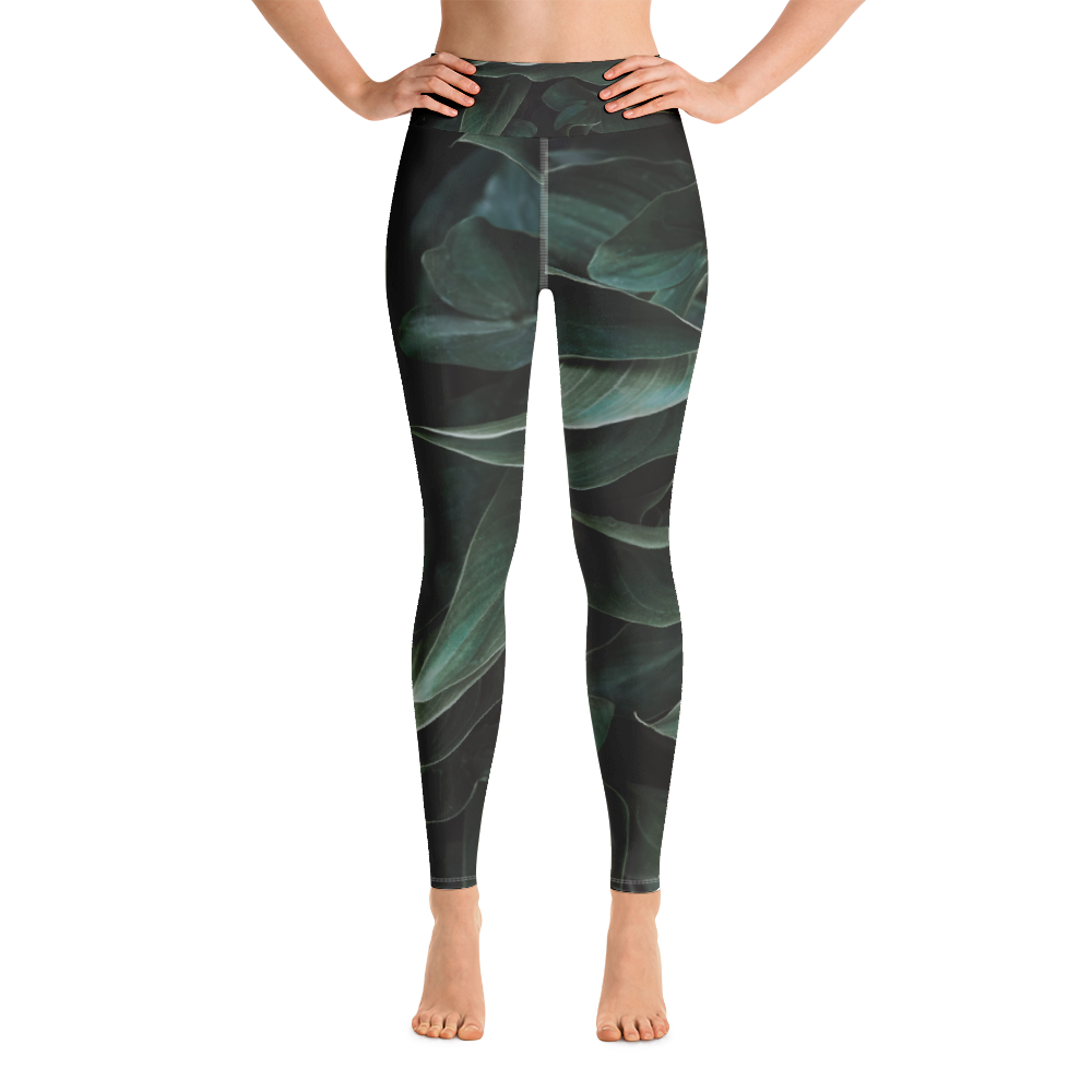 Deep Jungle Leggings
