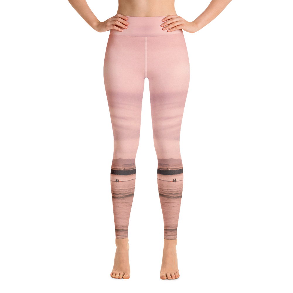 Pink Afternoon Leggings