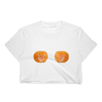 Mandarin-Ah Crop Top