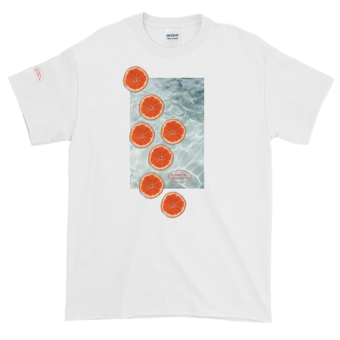 Orange Juice Short-Sleeve T-Shirt