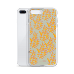 Palma Yellow Iphone Case