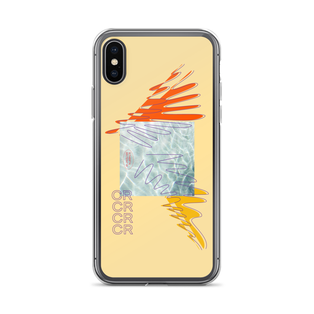 Costa Vice Iphone Case