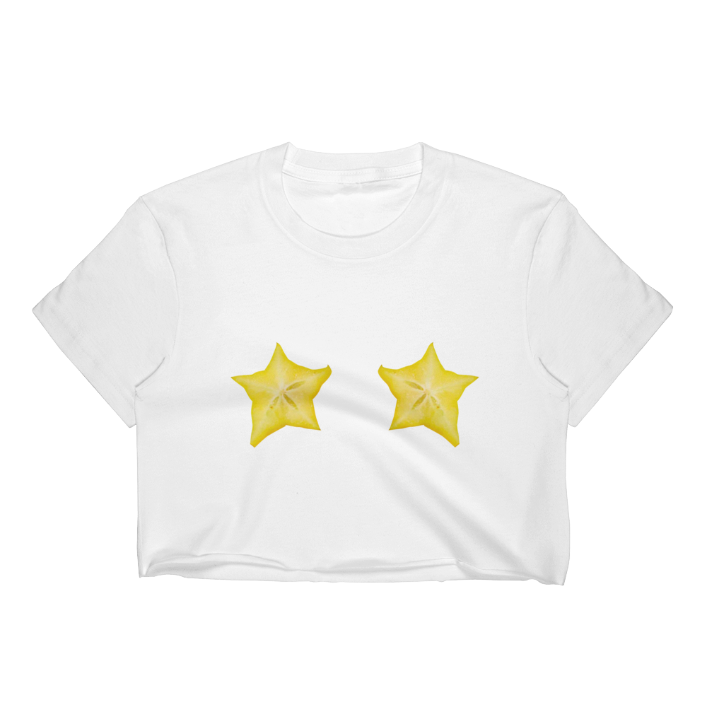 Star Fruit Crop Top