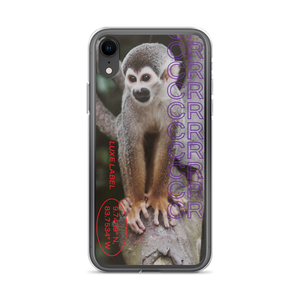 Monkey iPhone Case