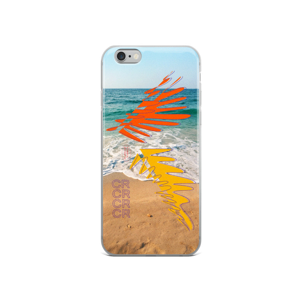 Sunset Palma Iphone Case