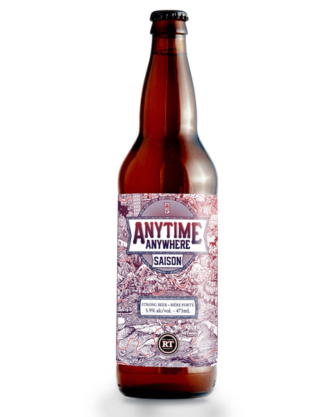 Anytime, Anywhere Saison