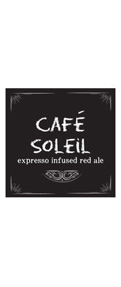 Café Soleil Expresso-Infused Red Ale