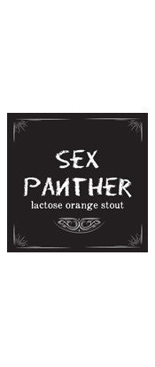 Sex Panther Lactose-Orange Stout