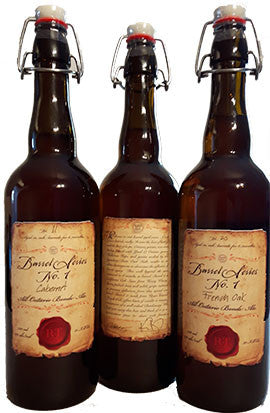 Barrel Aged Series 1: B2 French Oak