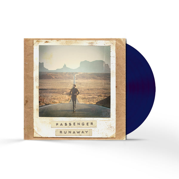 Runaway | Limited Edition Blue LP