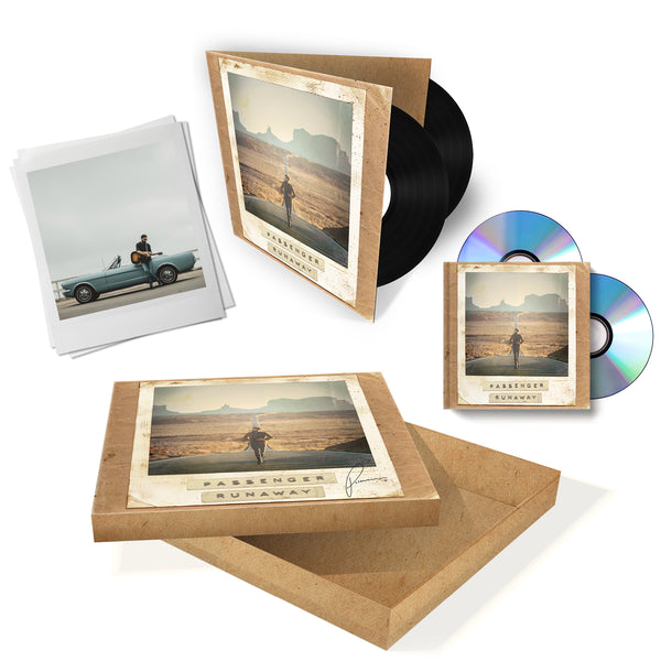 Runaway | Limited Edition Signed Deluxe Box Set