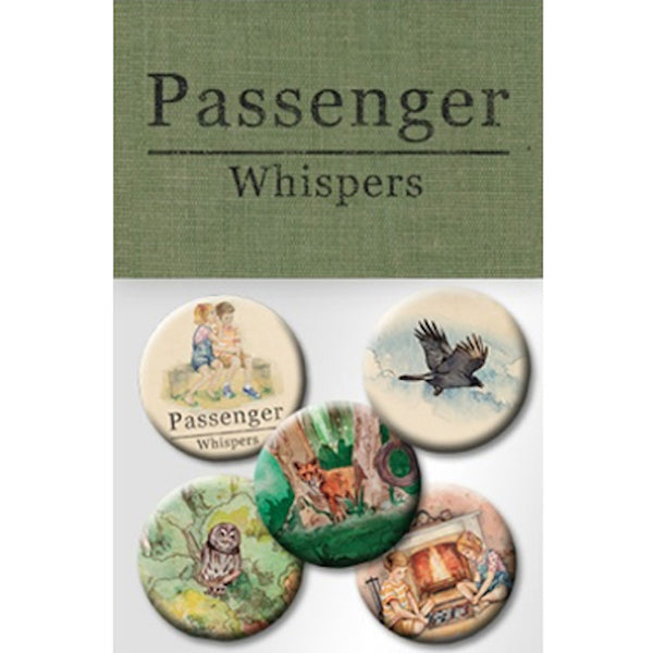 Whispers | Badge Pack