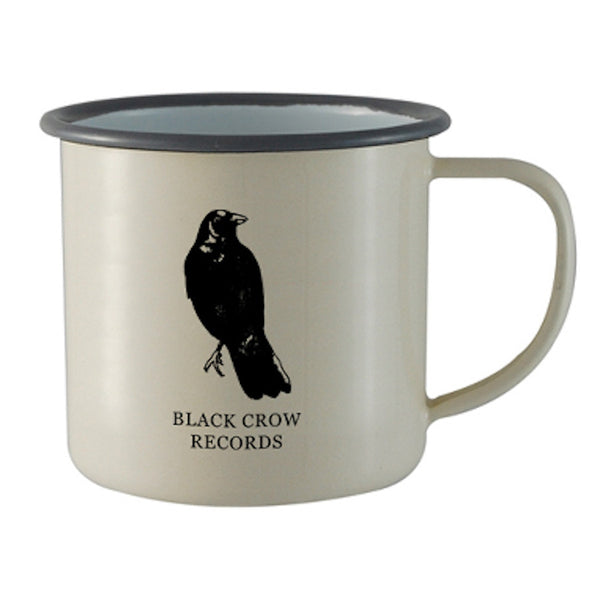 Black Crow Records | Tin Mug