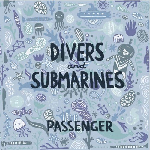 Divers and Submarines | Digital Download