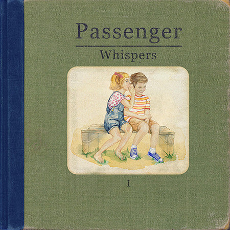 Whispers I & Whispers II | Limited Edition x2 Gatefold LP Box Set