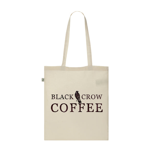 Black Crow Coffee | Tote Bag