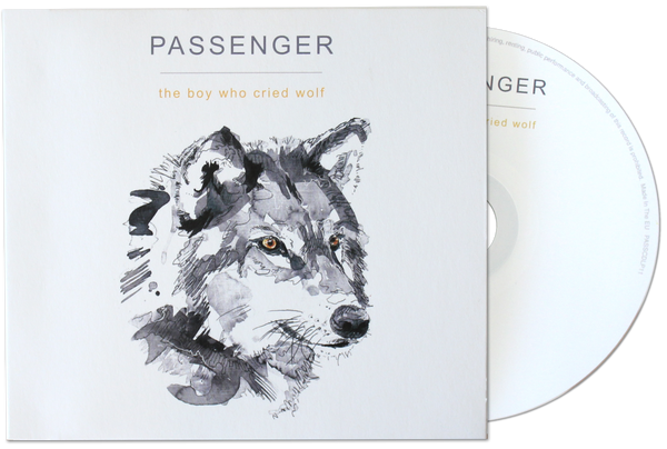 The Boy Who Cried Wolf | CD