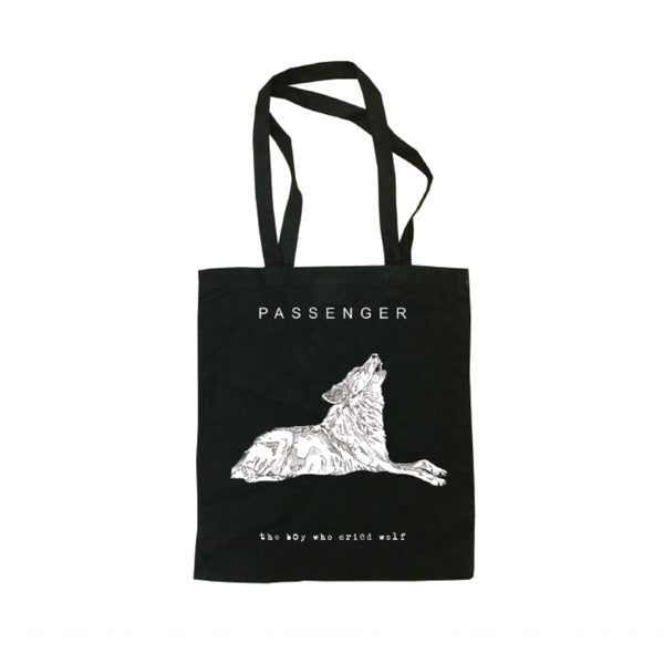 The Boy Who Cried Wolf | Tote Bag