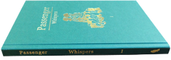 Whispers | A5 Hardback Notebook
