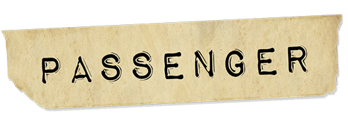 Passenger | Official Shop logo