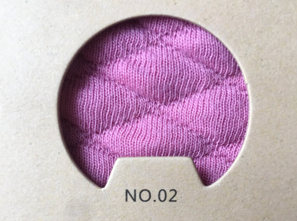 #2 DUSTY MAUVE QUILTED (CL)